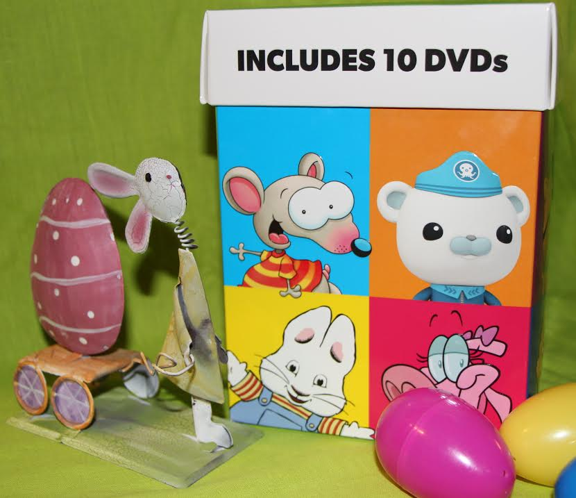 Ultimate Easter Treehouse DVD Cube