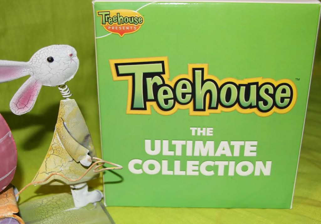 Ultimate Treehouse DVD Easter Cube