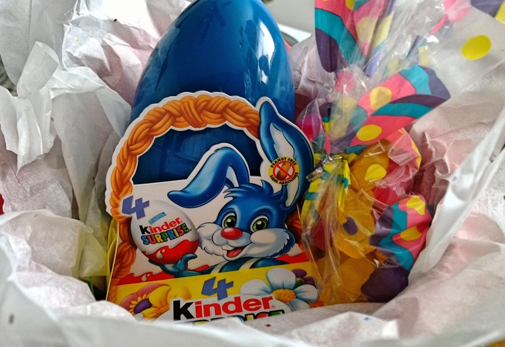 Kinder Canada Easter Collection