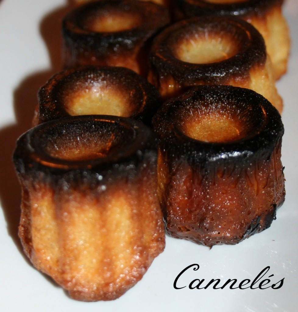 Cannelés Acts of Sweetness