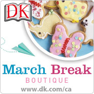 Mommy and Me Bake #DKCanada March Boutique