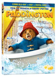 Paddington DVD/Blu Ray Giveaway