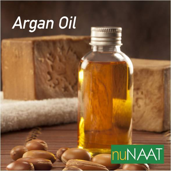 NAAT Cream with Argan Oil
