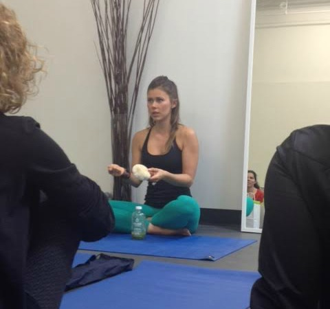 Yoga with the real Gillian B, Holistic Health Coach and Yoga Instructor