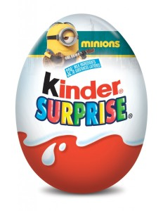Build Your Own Minion Gang with Kinder Canada