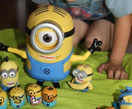 Create a League of Minions with Kinder Canada!