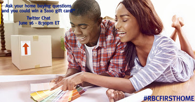 #RBCFirstHome Twitter Chat