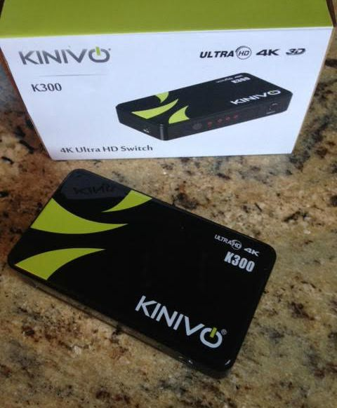 Eliminate WIre Clutter with Kinivo