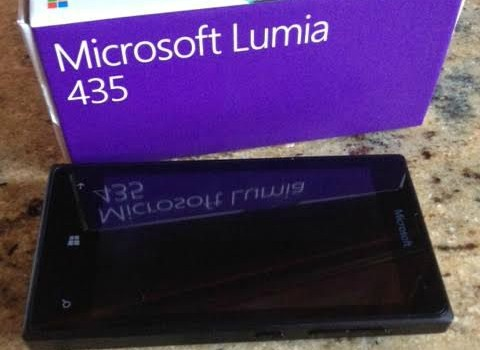 Creating a Sense of Security with Lumia 435