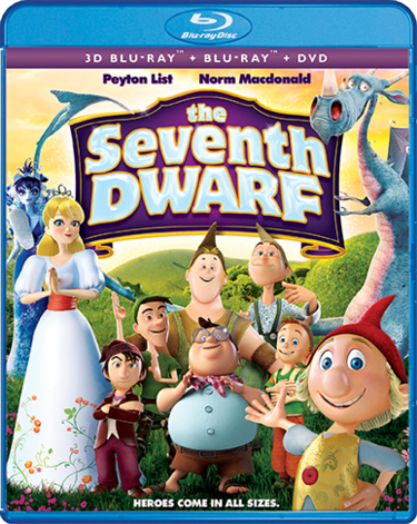 The Seventh Dwarf Review & Giveaway
