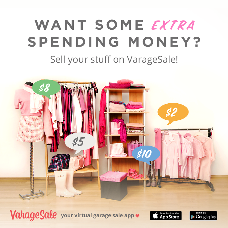 Declutter and Earn Money with VarageSale