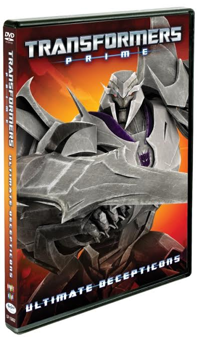 Transformers Prime Review and Giveaway