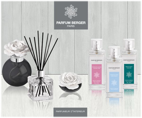 Lampe Berger Collection: Stylish Home Fragrance