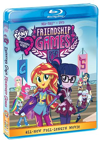 Friendship Games: Review and Giveaway