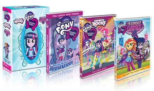 My Little Pony Box Set