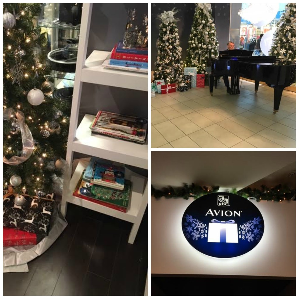 Beat the holiday shopping madness with rbc avion holiday for The beat boutique