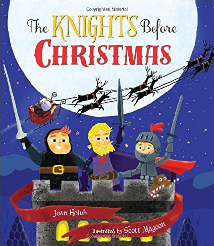 The Knights Before Christmas Book Review
