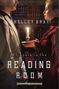 Whispers in the Reading Room Book Review