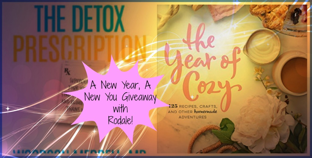 A New Year, A New You with Rodale