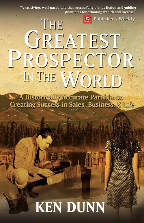 The Greatest Prospector in the World Book Review