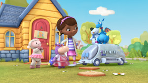 Stellar New Cast in Doc Mcstuffins