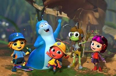 Come Together with Beat Bugs and Netflix