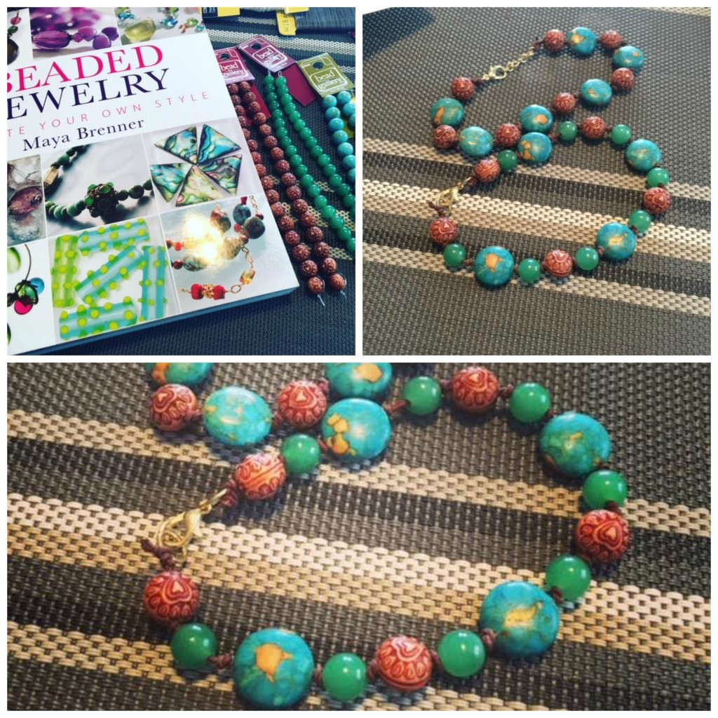 Beaded Jewellery Book Review