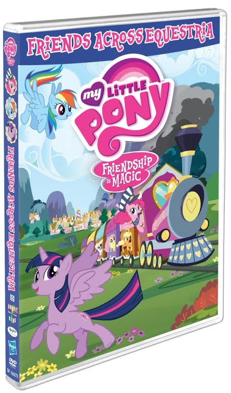 My Little Pony Friends Across Equestria Giveaway
