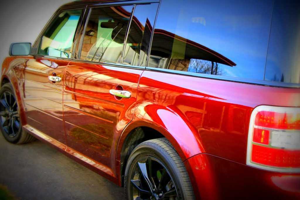 Challenging Myself with the 2016 Ford Flex
