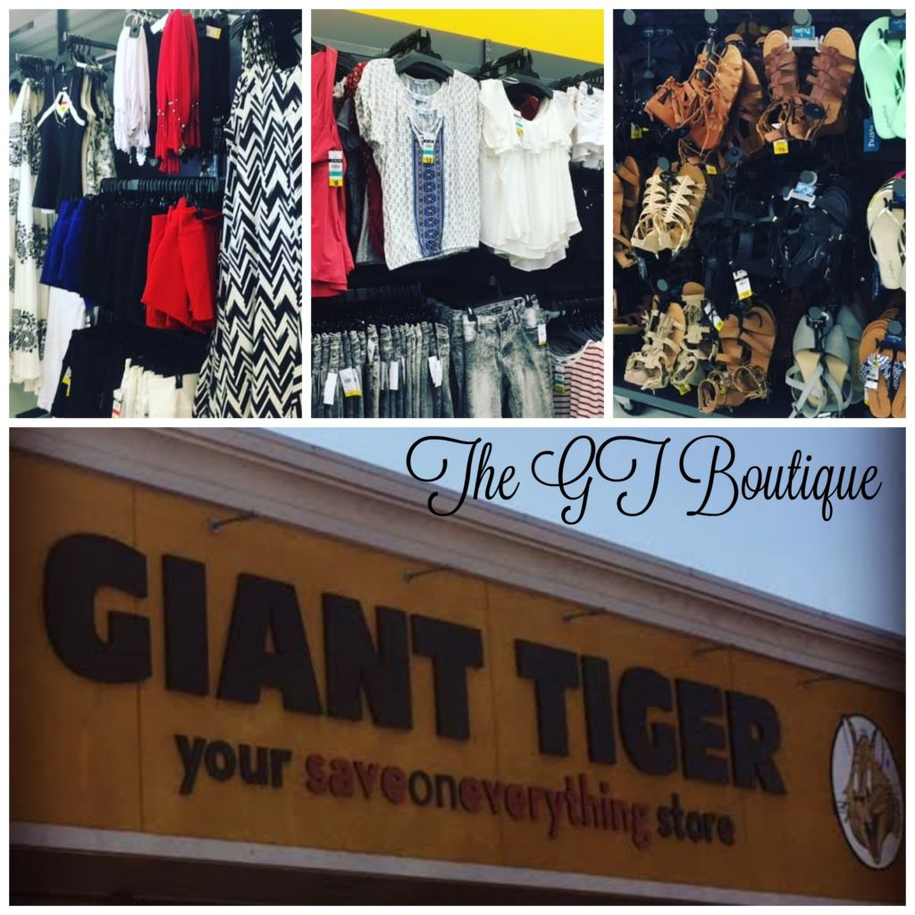 Summer Fashion You Will Fall in Love with from Giant Tiger