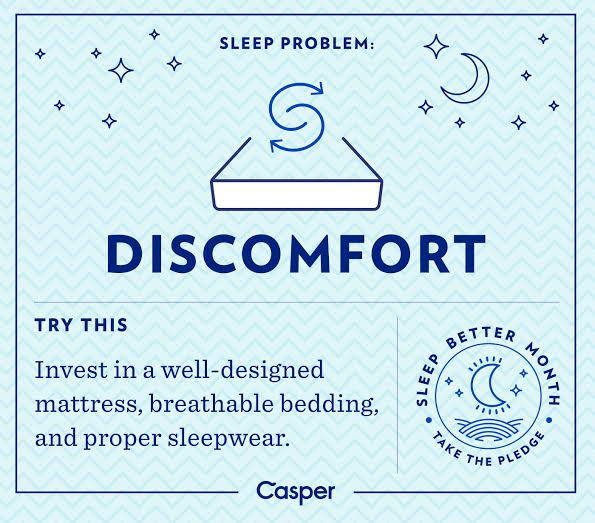 The Better Sleep Month Project