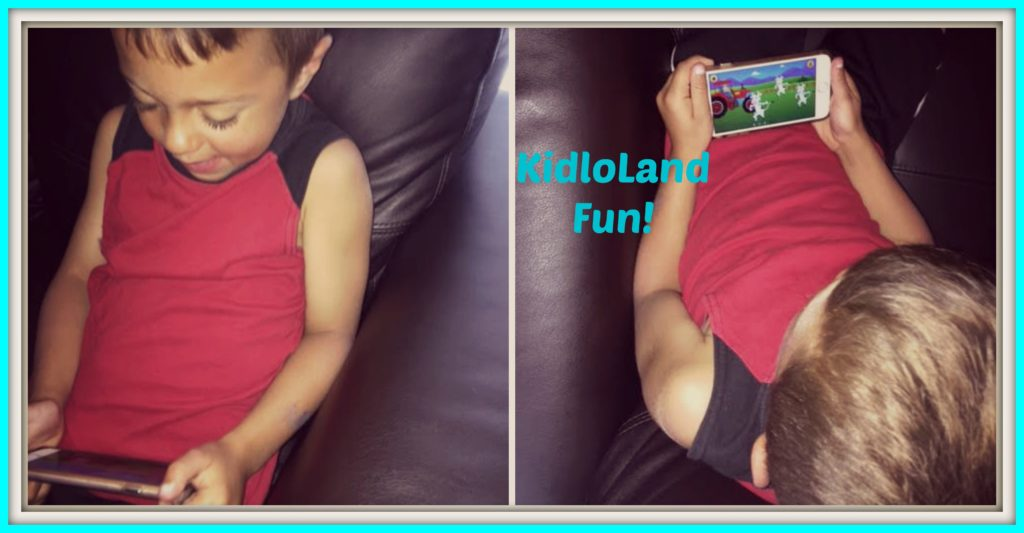 Educational Fun with the KidloLand Nursery Rhyme App