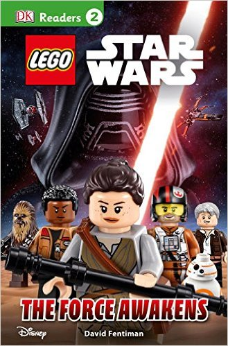 Awaken The Love of Reading with LEGO Star Wars The Force Awakens