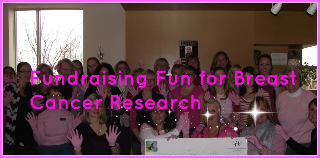 Honouring and Celebrating Our Coworkers' Battle With Breast Cancer