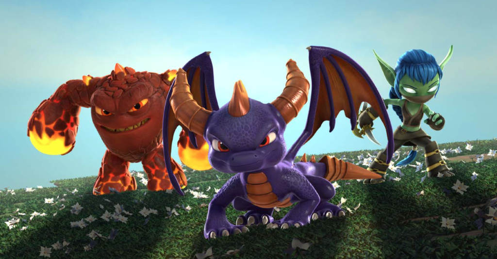 Skylanders Academy Set To Be the Number One Release This Fall
