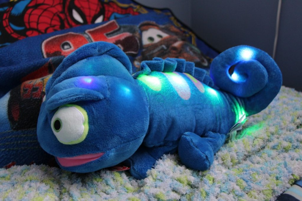 Make Bed Time Easier with Charley the Chameleon