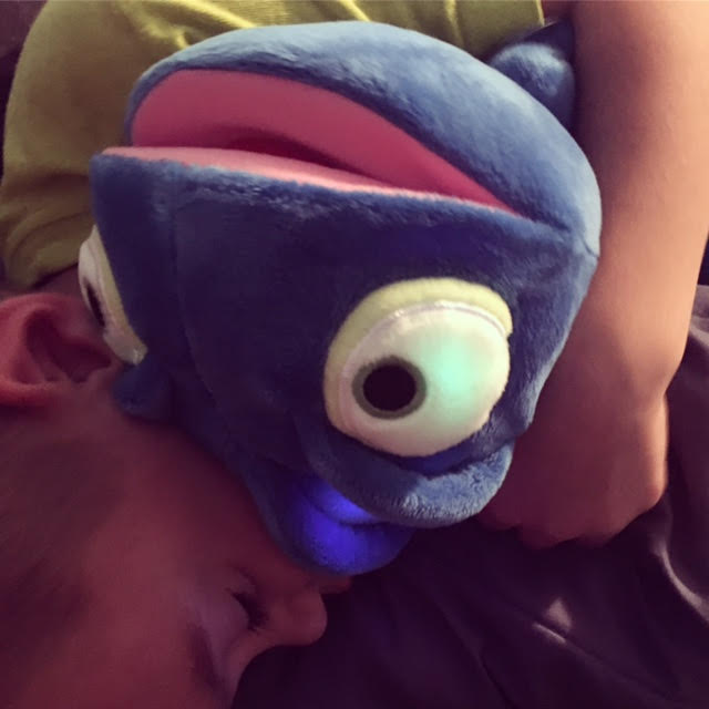 Make Bedtime Easier with Charley the Chameleon