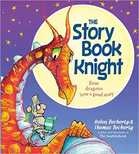 The Story Book Knight