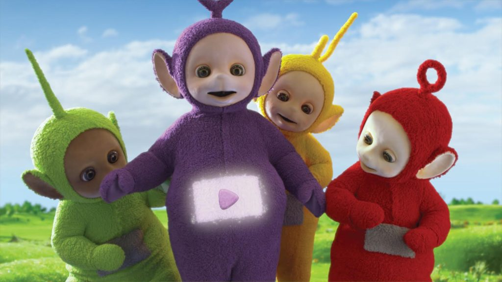 Laugh, Learn, Explore With the All New Teletubbies