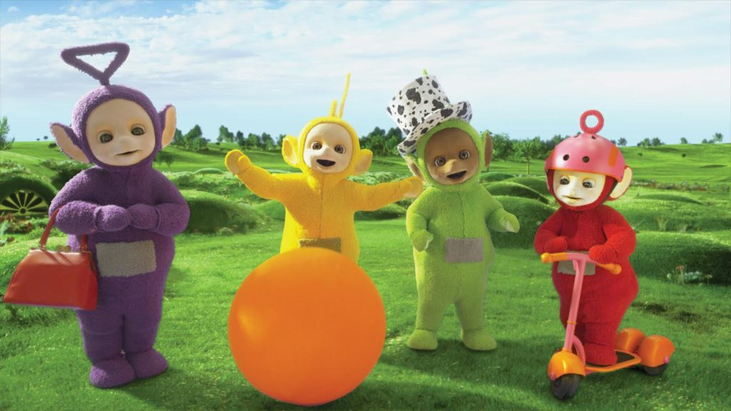 Laugh, Explore and Learn With the All New Teletubbies
