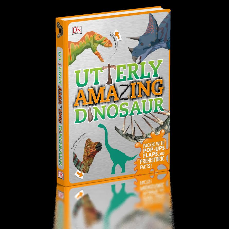 Utterly Amazing Dinosaur Book Review