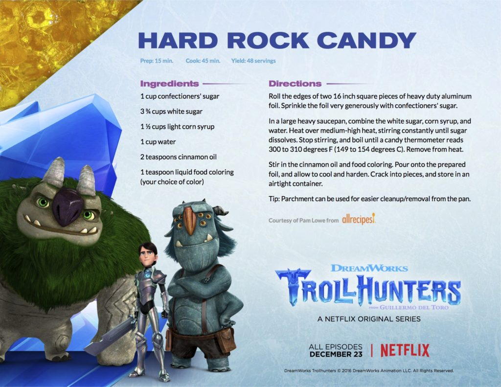 Create Adventures with DreamWorks Trollhunters