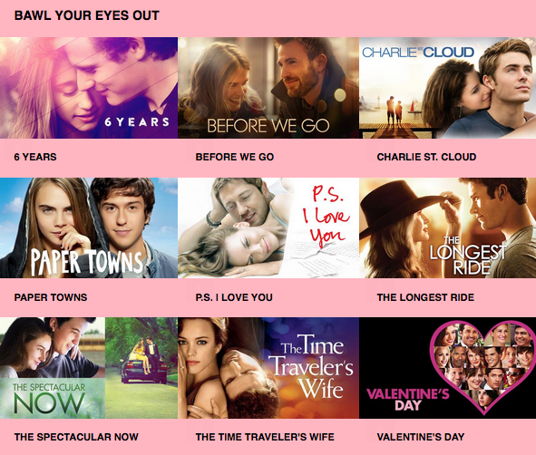 Stay Inside with Netflix This Valentine's Day