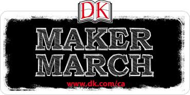 Maker March #DKCanada