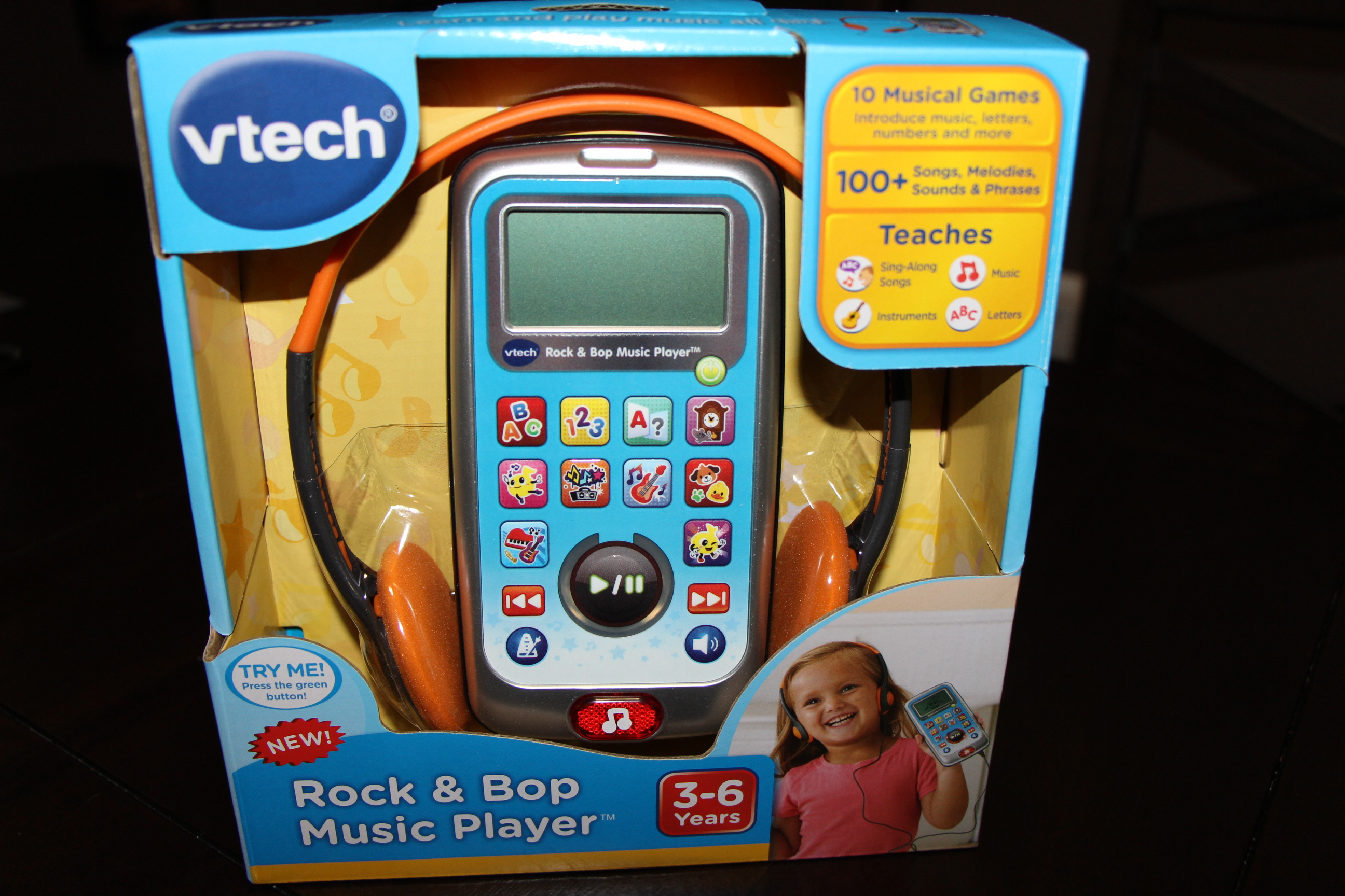 Dance to the Music with VTech Rock and Bop