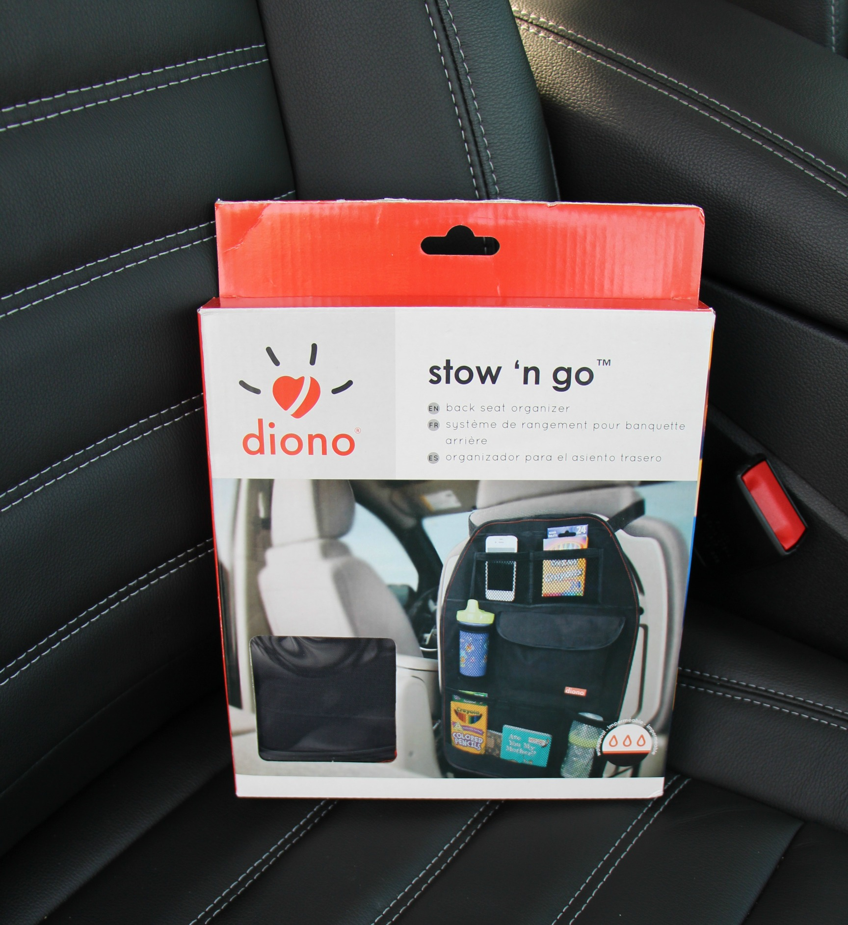 Spring Clean Your Car with Diono