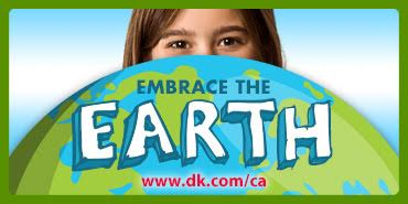 Embrace The Earth with DK Canada