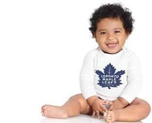 Calling all Toronto Maple Leaf Fans and their Lil Partners