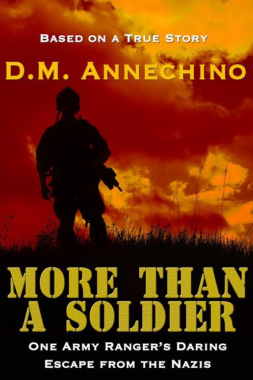 More Than a Solider Book Spotlight