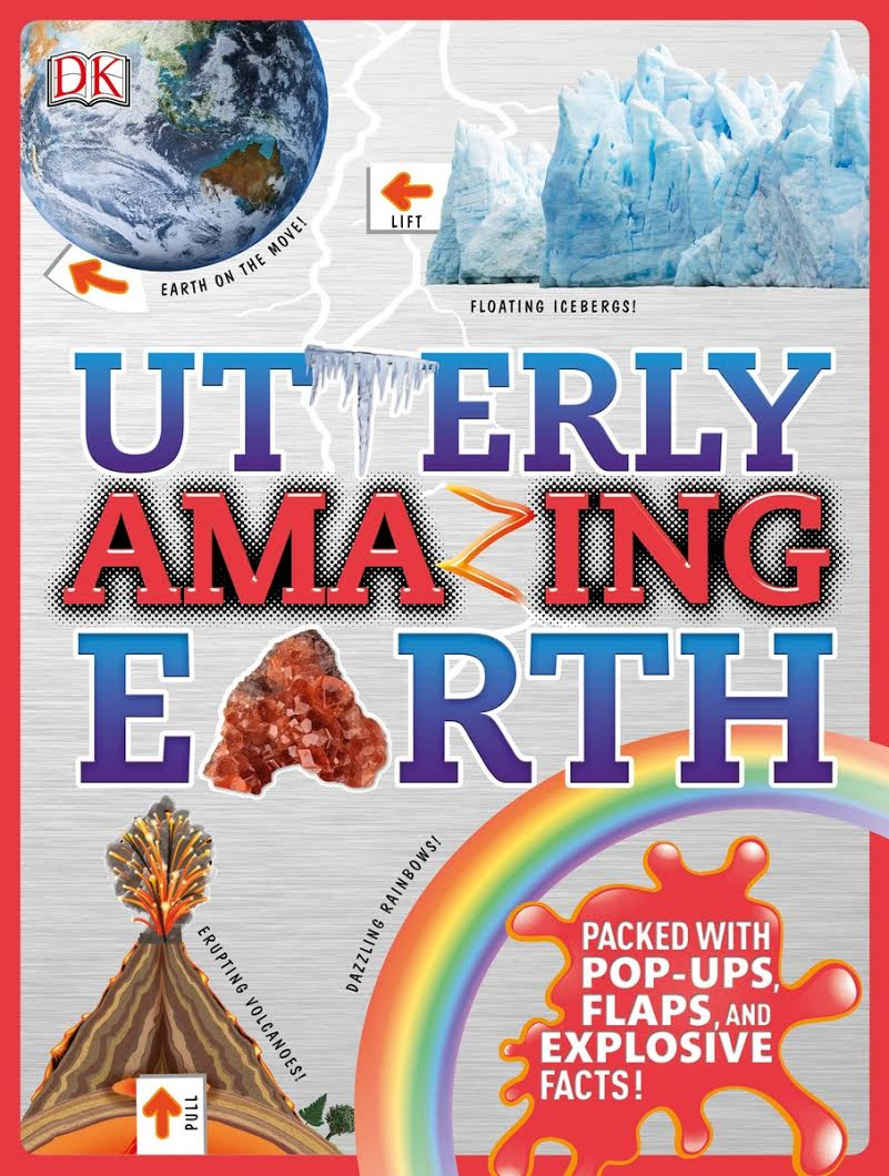 Utterly Amazing Earth Book Review